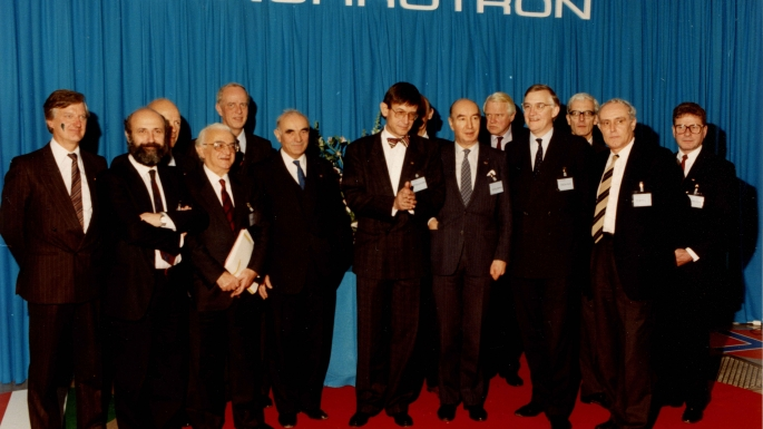 Le ministère de la Recherche et de la Technologie et son titulaire 1992