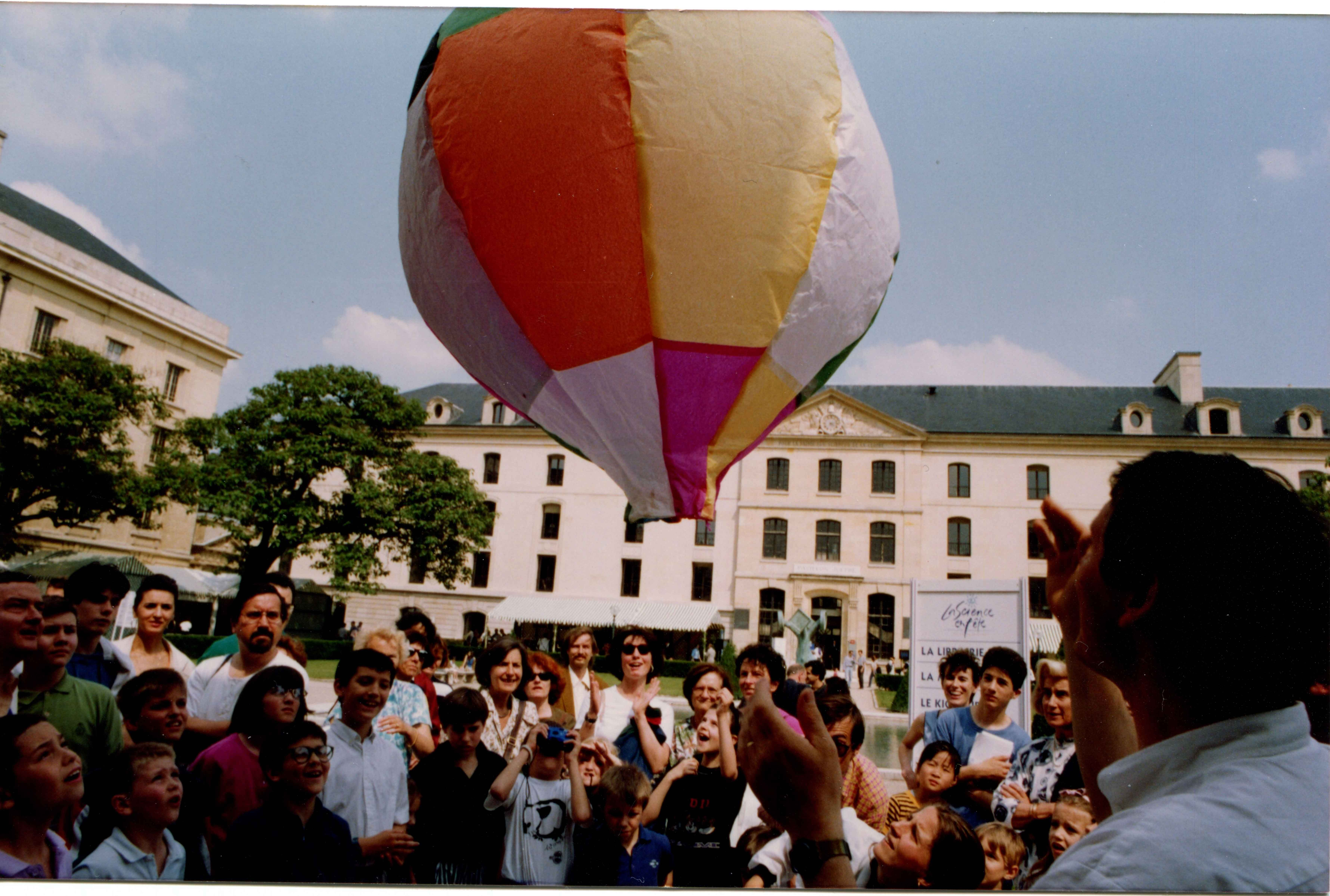 La fête de la science, 1992